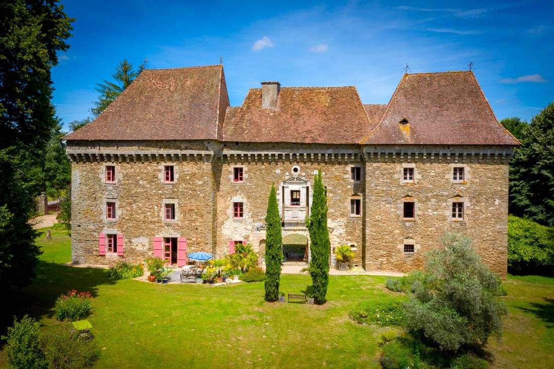Château de Frugie - Saint-Pierre-de-Frugie